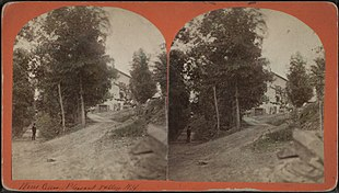 Stereoscope of Pleasant Valley