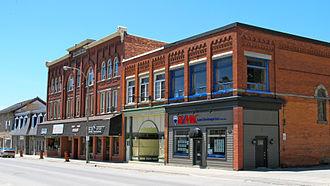Wingham, Ontario - Josephine Street