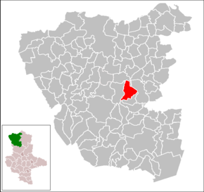 Location of Winkelstedt within Altmarkkreis Salzwedel