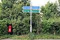 Wirral Circular Trail signs, Heswall.jpg