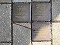 Witten Stolpersteine Kreuzung Siegfriedstraße Steinbachstraße.jpg