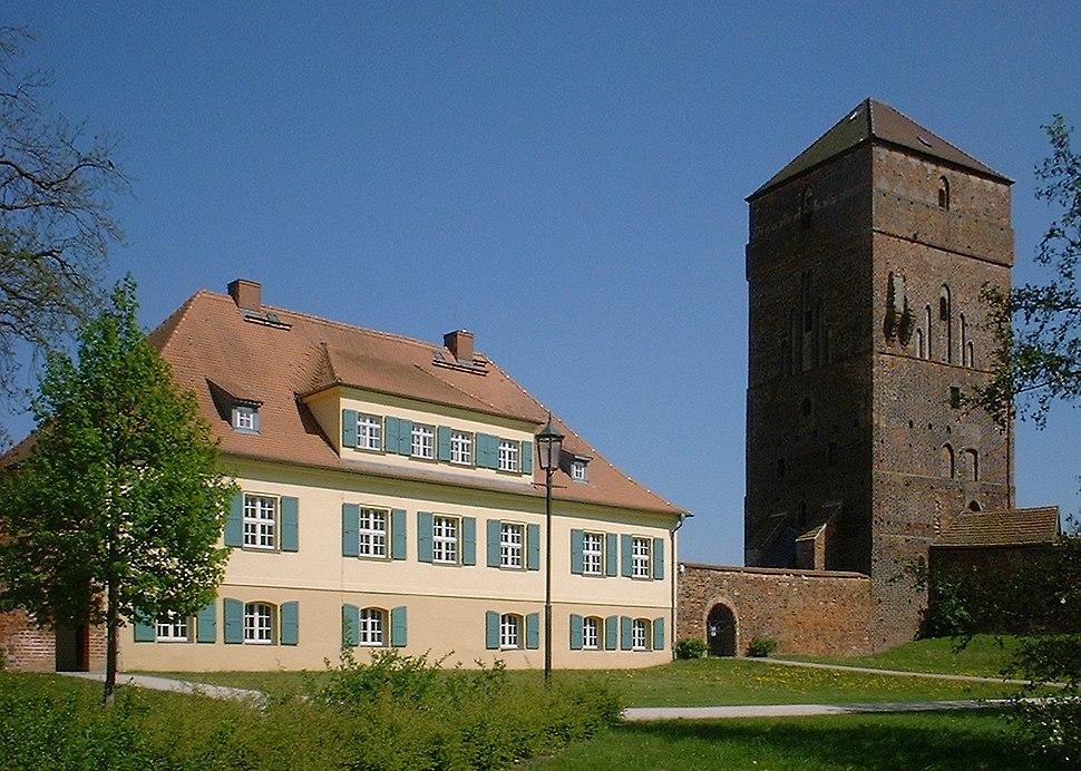 Wittstock Bischofsburg