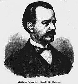 Wladyslaw Sabowski 1870 Maixner.jpg