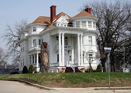 WohlheterMansion - Fairmont Minnesota History