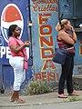 Women on Street - Casco Viejo (Old City) - Panama City - Panama (11427258414).jpg