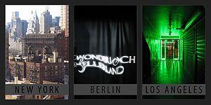 Wonderloch Kellerland - Image: Wonderloch kellerland.org Berlin New York Los Angeles