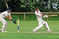 Woodford Green CC v. Hackney Marshes CC at Woodford, East London, England 023.jpg