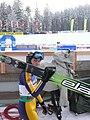 World Junior Ski Championship 2010 Hinterzarten Michaela Dolezelova 073.JPG