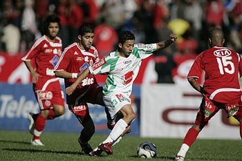 Wydad Casablanca vs Raja de Casablanca%2C November 16 2008-03