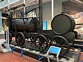 Wylam Dilly locomotive at the National Museum of Scotland.JPG