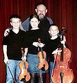 Xaver Paul Thoma mit seinen Schülern.jpg