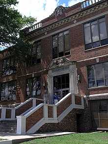 W H Adamson High School Wikipedia