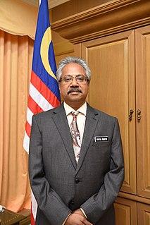 Waytha Moorthy Ponnusamy Malaysian politician
