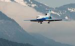 Yak-42 approaching Innsbruck.jpg