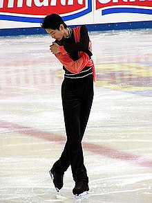 Yang Zhixue 2004 Junior Grand Prix Germany.jpg