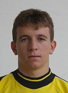 Yanko Georgiev Bulgarian footballer