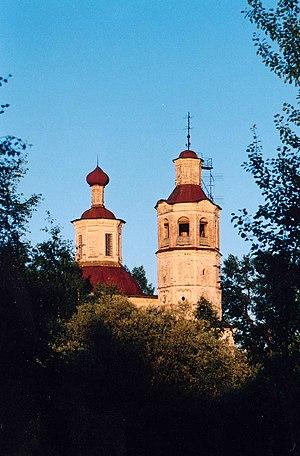 Lensky District, Arkhangelsk Oblast - Yarensk, the Transfiguration Cathedral, built between 1745 and 1775