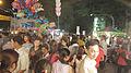 Yaykyaw Thadingyut Yangon crowd.JPG