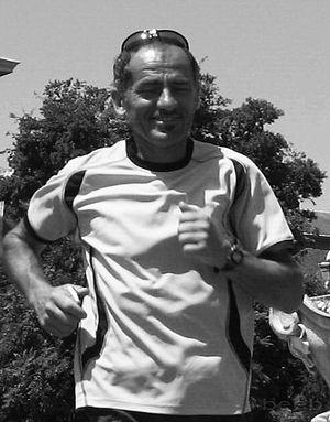 Yiannis Kouros - Yiannis Kouros in 2008