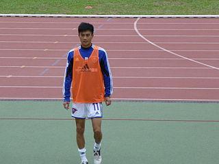 Yip Tsz Chun Hong Kong footballer