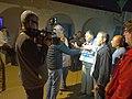 Ynet TV on street.jpg
