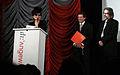 Yoko Ono - Oskar-Kokoschka-Preis 2012 e Karlheinz Töchterle Gerald Bast.jpg