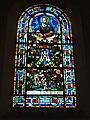 Ypreville-Biville (Seine-Mar.) église d'Ypreville, vitrail 03.jpg