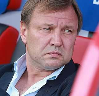 Yuriy Kalitvintsev Ukrainian football player and manager