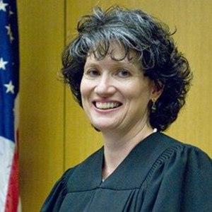 Yvonne Gonzalez Rogers - Earlier photo of Judge Rogers