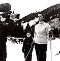 Yvonne Rüegg - Alpin Schweizermeisterschaften 1959 in Engelberg.jpg