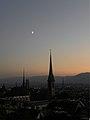 Zürich - Zentralbibliothek in der Abenddämmerung.jpg
