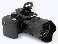 Panasonic DMC FZ-30 camera