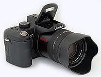 Panasonic DMC FZ-30 camera