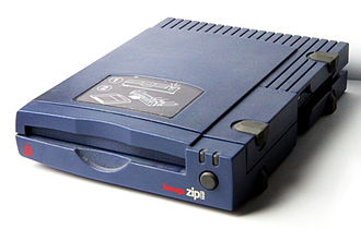 Zip drive - External ZIP-100 drive (available in parallel port and SCSI versions)