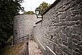 Zamek Kazimierzowski w Przemyślu mury z basztami 02 prnt.jpg