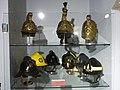 Zaragoza - Museo Bomberos - Cascos (06).jpg