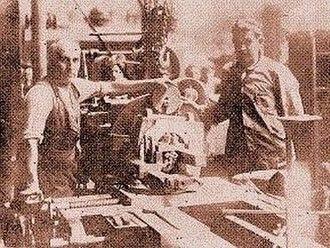 Zenón Díaz - Image: Zenón y Octavio