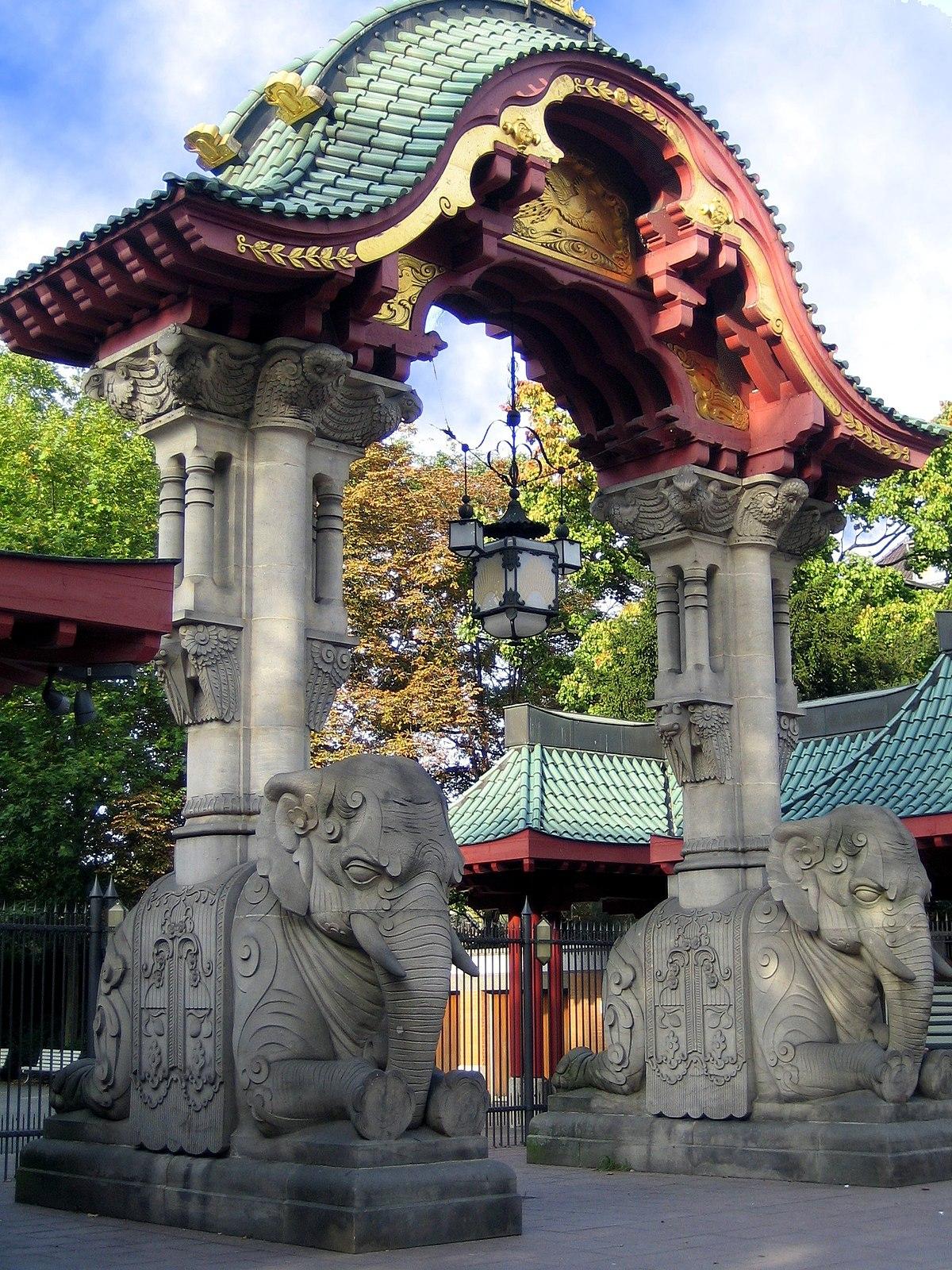 Zoologischer Garten Berlin Hotel