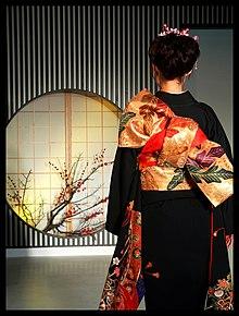 أزياء يابانيه ... كيمونو تعجبني ملابس اليابانين , موديلاتها