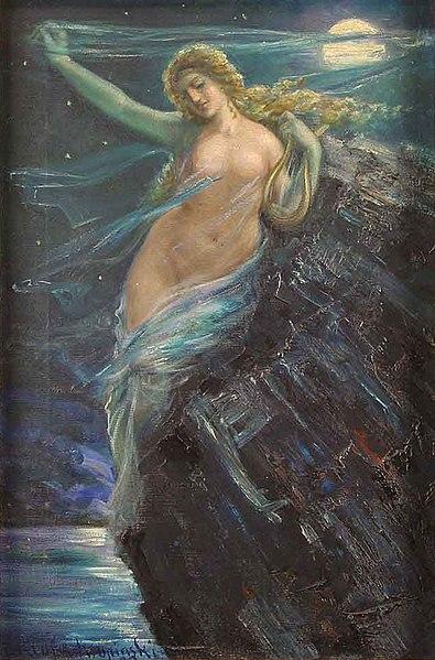 Datei:Emil Krupa-Krupinski Loreley 1899.jpg