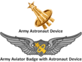 File:Army Astronaut Device and Badge.png - Wikimedia Commons