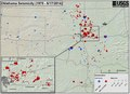 FileOklahoma Seismicity Mappdf  Wikipedia