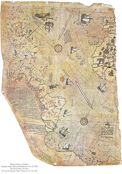 Dosya:Piri reis world map 01.jpg