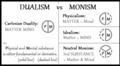 Dualism vs monism essay about myself