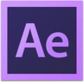 fileadobe after effects cs6 iconpng wikimedia commons