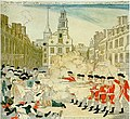 The reasons riots occur and the history of the boston massacre