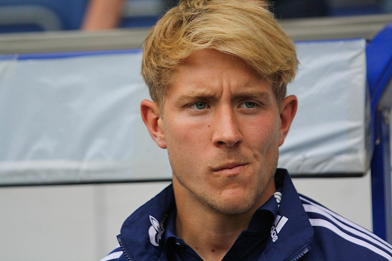 Lewis Holtby (Juli 2011)