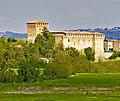 """"""" Il castello di Varano """".jpg"""