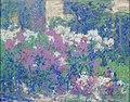 'Phlox' by Hugh Henry Breckenridge, pastel, c. 1906.jpg
