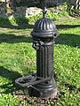 (Another) 19th C cast iron water hydrant, The Green - geograph.org.uk - 1246482.jpg